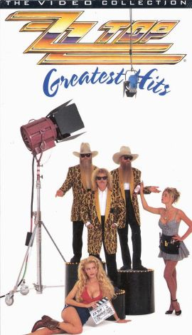 ZZ Top: Greatest Hits - The Video Collection