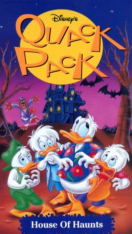 Disney's Quack Pack: House of Haunts