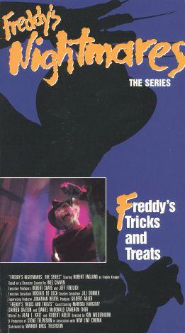 Freddy's Nightmares : Freddy's Tricks and Treats