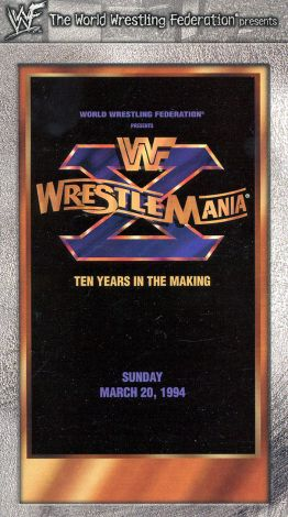 WWF: Wrestlemania X