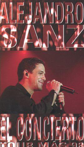 Alejandro Sanz: Tour Más 1998