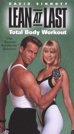 David Sinnott's Lean at Last: Total Body Workout