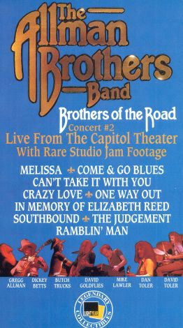 The Allman Brothers Band: Brothers of the Road 2
