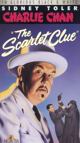 Charlie Chan and the Scarlet Clue