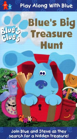 Blue's Clues : Blue's Big Treasure Hunt