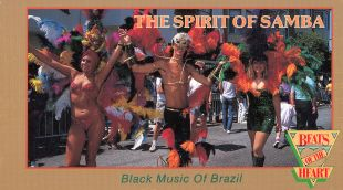 Spirit of Samba: The Black Music of Brazil