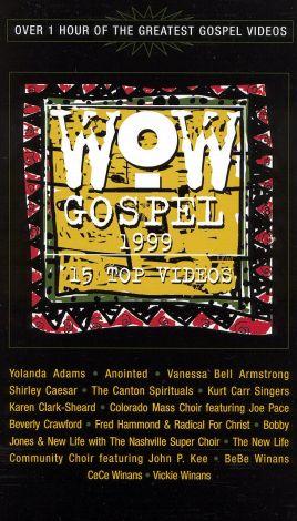 WOW Gospel 1999: 15 Top Videos