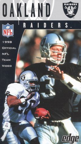 NFL: 1998 Oakland Raiders Team Video