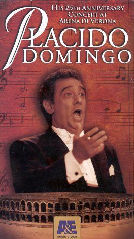Placido Domingo: His 25th Anniversary Concert at Arena di Verona