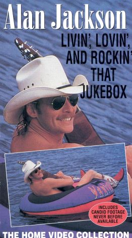 Alan Jackson: Livin', Lovin', and Rockin' That Jukebox