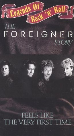 Foreigner Story: Feels like the First Time