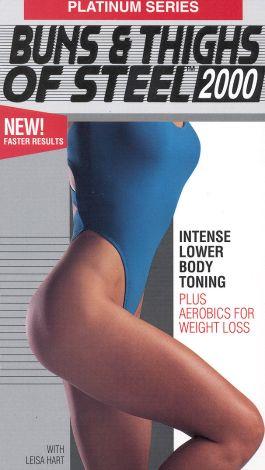 Buns & Thighs of Steel 2000: Platinum Series - Intense Lower Body Toning