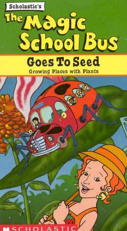 The Magic School Bus : Magic School Bus Goes to Seed