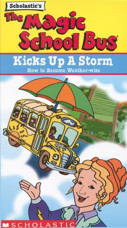 The Magic School Bus : Magic School Bus Kicks Up a Storm