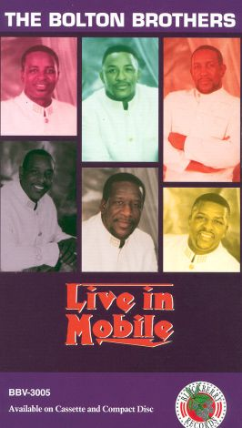 The Bolton Brothers: Live in Mobile