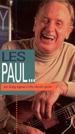 Les Paul: Living Legend of the Electric Guitar