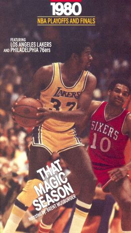 The Official 1980 NBA Playoffs and World Championship Series: That Magic Season