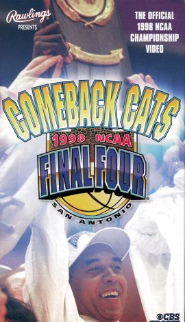 The Official 1998 NCAA Championship Video: Comeback Cats