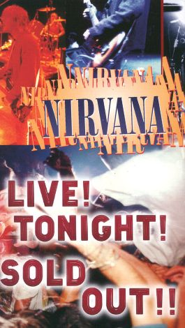 Nirvana: Live! Tonight! Sold Out!