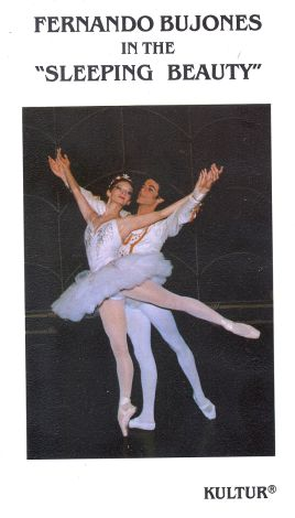 The Sleeping Beauty (Ballet del Teatro Municipal)