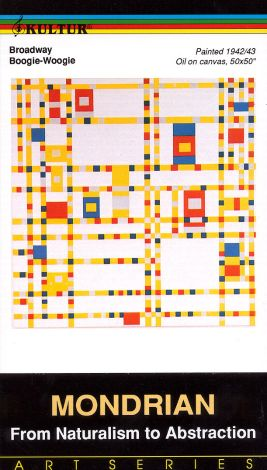 Mondrian: From Naturalism to Abstraction