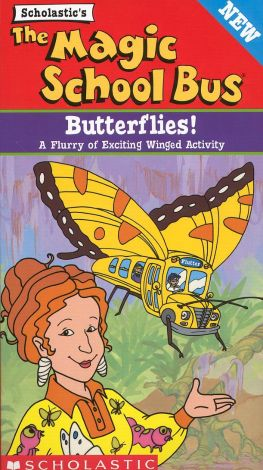 The Magic School Bus : Magic School Bus Butterfly and the Bog Beast
