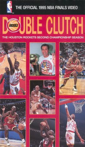 The Official 1995 NBA Championship: Double Clutch