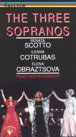Three Sopranos: In Concert