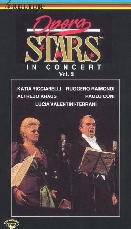 Opera Stars in Concert, Vol. 2