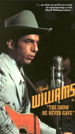 Hank Williams: 'The Show He Never Gave'