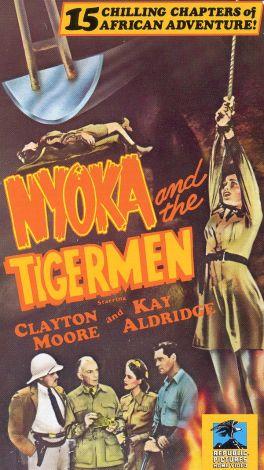 Nyoka and the Tigermen