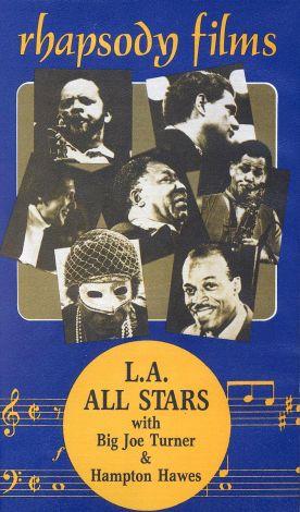 L.A. All Stars: Big Joe Turner & Hampton Hawes