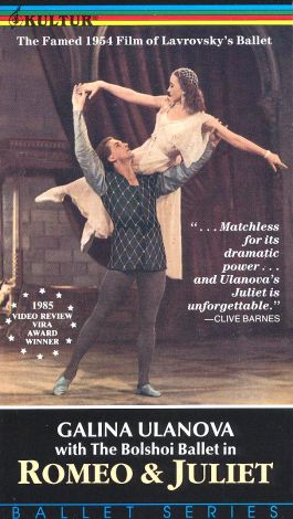 The Ballet of Romeo and Juliet