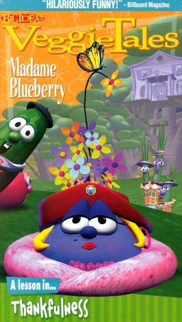 VeggieTales : Madame Blueberry