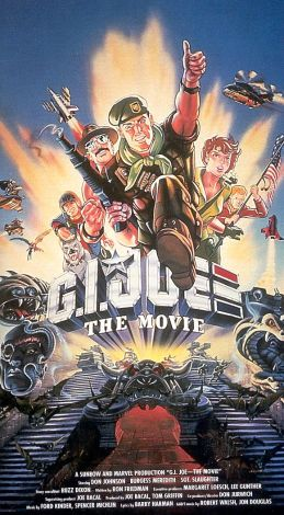 G.I. Joe---The Movie