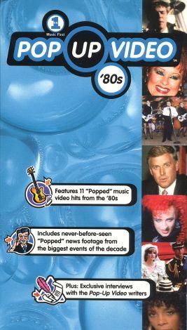 VH1: Pop Up Video - 80's