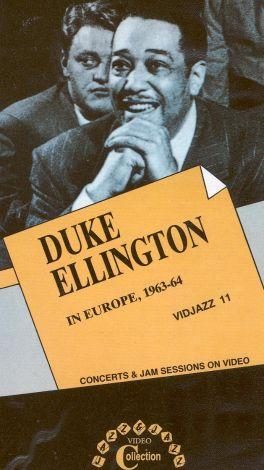 Duke Ellington: In Europe, 1963-64