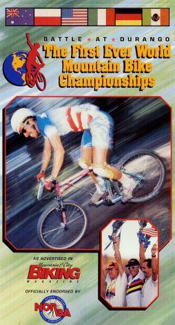 Battle at Durango: The First Ever World Mountain Bike Championships