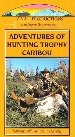 Adventures of Hunting Trophy Caribou