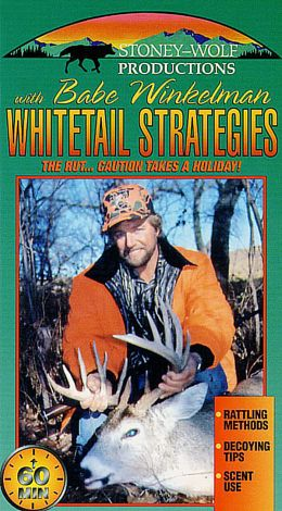 Whitetail Strategies: The Rut..Caution Takes A Holiday