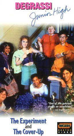 Degrassi Junior High : The Experiment
