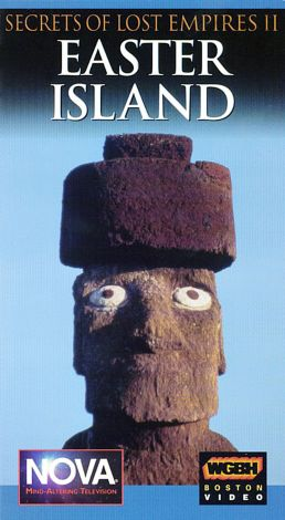 NOVA : Secrets of Lost Empires: Easter Island