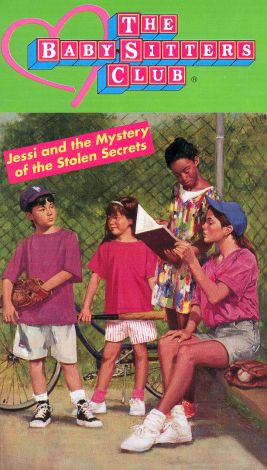 The Baby-Sitters Club : Jessi and the Mystery of the Stolen Secrets