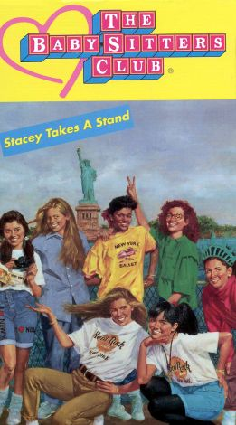The Baby-Sitters Club : Stacey Takes a Stand