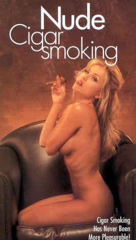 Nude Cigar Smoking