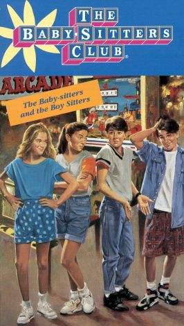 The Baby-Sitters Club : The Baby-Sitters and the Boy Sitters