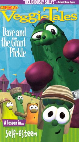 VeggieTales : Dave and the Giant Pickle
