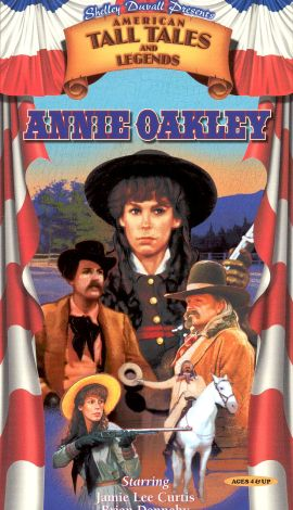Tall Tales & Legends : Annie Oakley