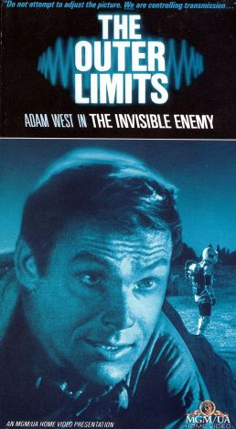 The Outer Limits : Invisible Enemy