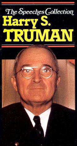 The Speeches of Harry S. Truman